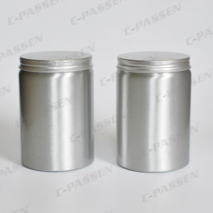 1L High Quality Aluminum Container for Albumen Powder Packing (PPC-AC-061) pictures & photos