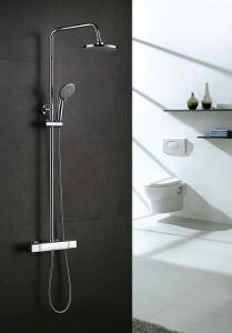 Single Lever Themostatic Bath Shower Mixer From Wotai pictures & photos
