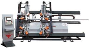CNC Four Corner Crimping Machine (KS-4M0806S)