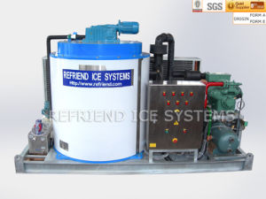 Air Cooled Industrial Ice Flake Machine 10t (LT-10000A) pictures & photos