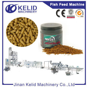 Automatic Fish Farm Application Pellet Feed Machine pictures & photos