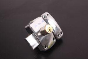 1658-2 Iron Lock Case Double Open Door Rim Lock pictures & photos
