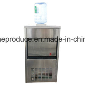 25kgs Automatic Control Self-Feed Ice Cube Machine pictures & photos