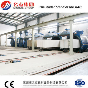 Resistant AAC Block Equipment Sand Lime Brick Plant 50000 M3 pictures & photos