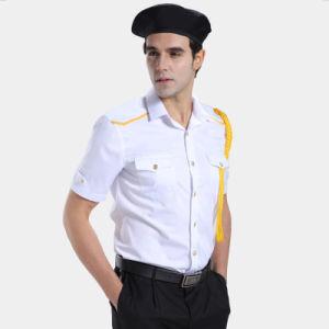 Short Sleeve Security Guard Uniform Shirt pictures & photos