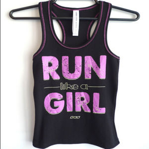 Lady Singlet /Cotton Lady Singlet / Lady Tank Top pictures & photos