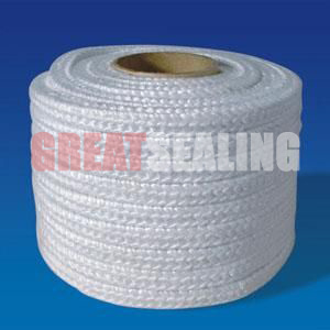 Fiberglass Square Braided Packing Rope with High Quality