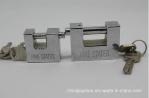 40mm Stainless Steel Armored Padlock (BR940) pictures & photos