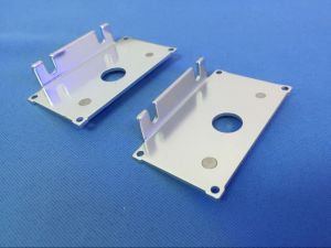 LED Driver Accessories Aluminum Plate Stamping Parts pictures & photos