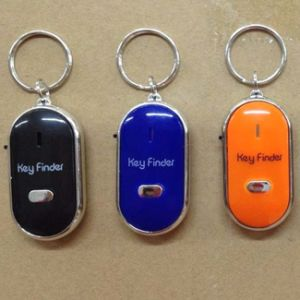 Promotional Whistle LED Keyfinder Flashlight (5022) pictures & photos