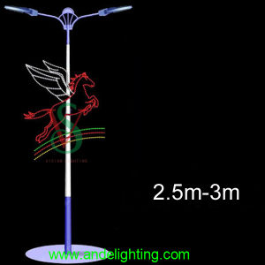 Outdoor Street Light Christmas LED Decoration pictures & photos