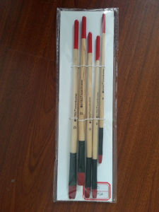Artist Paint Brush for Acrylic, Oil, Watercolors (SF-09011) pictures & photos