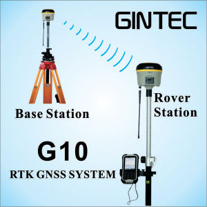 Most Advanced Rtk GPS / Gnss Surveying System with Tilt Survey pictures & photos