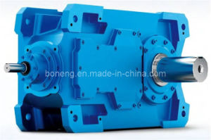 B Series Bevel-Helical Right Angle Shafts Gearbox pictures & photos