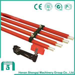 Shengqi High Quality Power Supply System Busbar Conductor Bar pictures & photos