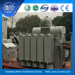 Emergency Power Transmission High Voltage Mobile Substation GIS pictures & photos