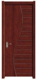 Liner Engineer Flush Wooden Door for Living Room pictures & photos