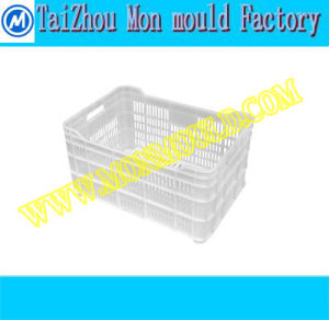 Plastic Injection Fruit, Vegetable Collapsible Box Mold, Case Mold pictures & photos
