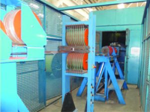 2000d Type Double Twist Bunching Machine pictures & photos