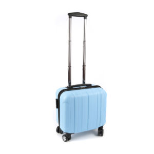 ABS Luggage Trolley Case Suitcase Trolley Bag pictures & photos