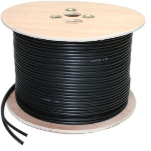 Rg59 Dual Cable Bulk Cable pictures & photos