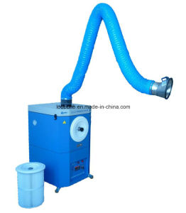 Mobile/Portable Welding Fume Evacuator with PTFE Air Filter Cartridge pictures & photos