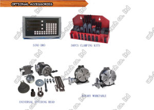 Bed Type Vertical Drilling and Milling Metal Machine (XZ5150) pictures & photos