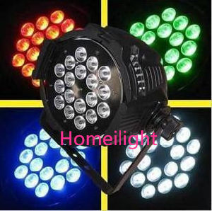 24PCS LED PAR Light Club Stage Lighting for Wedding Party pictures & photos
