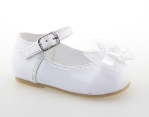 Ceremony Baptism Prewalker Mary Jane Baby Girl Christening Shoes