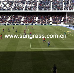 Artificial Grass for Basketball Football Field (SUNJ-AL00004) pictures & photos