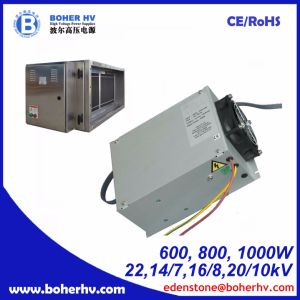 High Voltage Fume Cleaner Power Supply CF06 pictures & photos