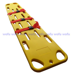 Emergency Plastic Stretcher for Ambulance pictures & photos