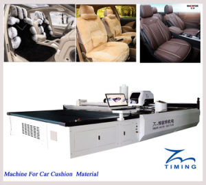 2017 Double Layers Fabric Cutting Machine pictures & photos