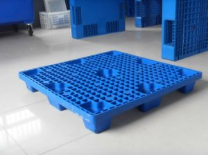 Heavy Duty Superior Quality Nestable Grid Plastic Packaging Pallet for Transport pictures & photos