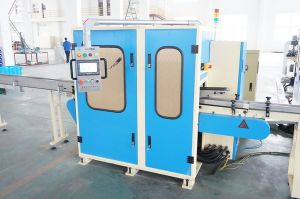 Log Saw and Tissue Cutting Machine pictures & photos