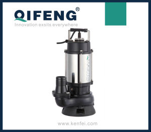 Submersible Sewage Pump (WQD10-11-0.75) pictures & photos