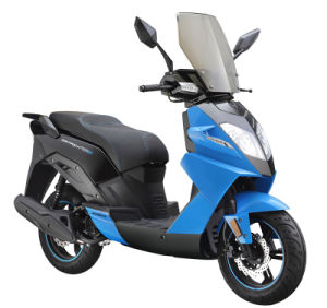 EEC Scooter (SL125T-9A)
