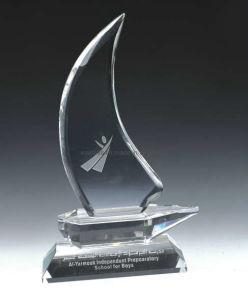 New Design Crystal Award (CG09-024)