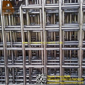 Stainless Steel Welded Wire Mesh for Rabbit Cage pictures & photos