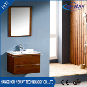 New Wall Mounted Melamine Waterproof Bathroom Furniture pictures & photos