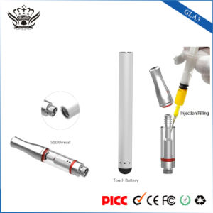 Bud Touch Battery 280mAh 0.5ml Glass Atomizer E-Cigarette EGO Battery pictures & photos