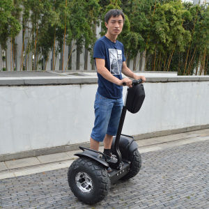 2015 Newest Personal Vehicle, Stand up Electric Chariot Scooter/Bicycle/Bike pictures & photos