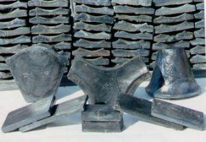 Long-Life Cast Basalt Tiles