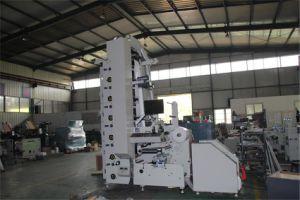High Speed Label Flexo Printing Machine (WJRB320) pictures & photos
