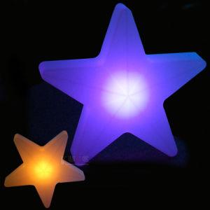Mood Light Garden Deco Star (Light up Orbs) Stars pictures & photos