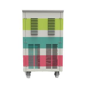3 Flavor Soft Ice Cream Machine, Ice Cream Machinery (Oceanpower DW132TC) pictures & photos