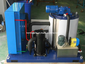 1ton Per Day Air Cooled Flake Ice Machine pictures & photos