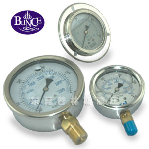 High Quanlity Vacuum Pressure Gauge pictures & photos
