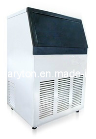 Stainless Steel Enclosure Ice Maker Machine for Making Ice (GRT-LB150S) pictures & photos