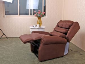 Antique Multifunctional Massage Lift Reclining Sofa pictures & photos